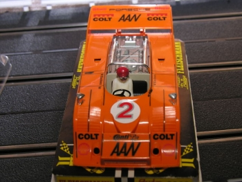 Porsche Can Am 917-100 orange